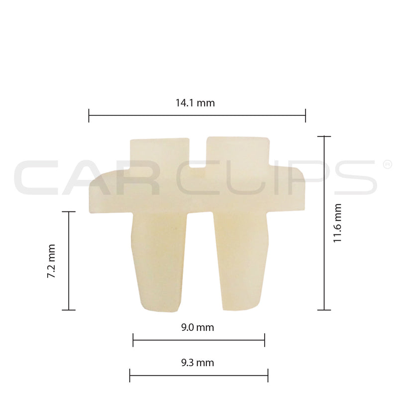 CC11390 - Car clip to fit Toyota