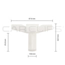 CC11491 - Car clip to fit Toyota