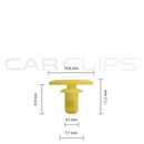 Multi-use Car Clip - CC11505