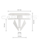 Chevrolet Car Clip - CC11606