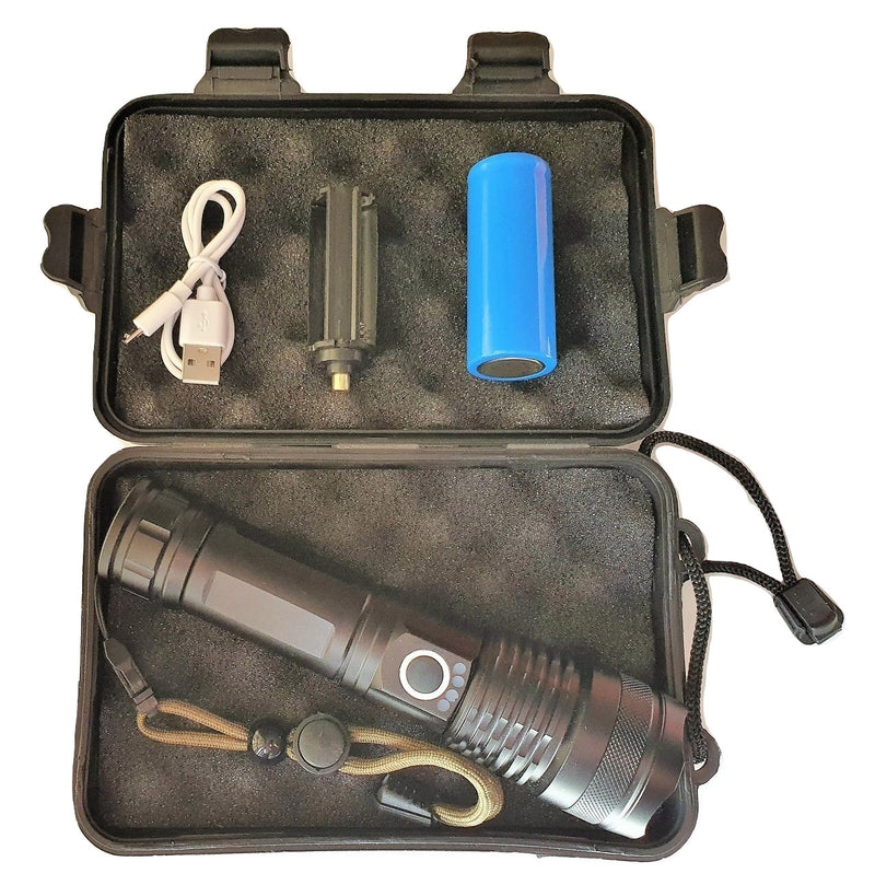 XHP50 Rechargeable Tactical Torch