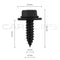 GM/Multi-use SEM Screw 6 x 20mm - CC32076