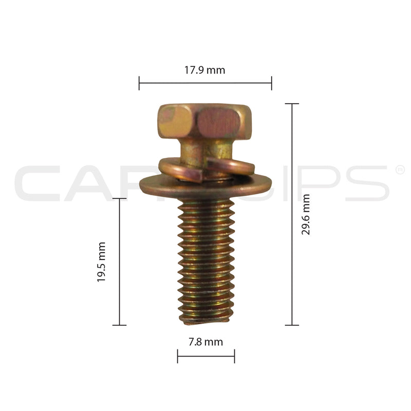 Multi-use SEM Bolt M8 x 20mm - CC32106