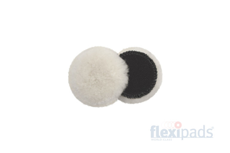 Flexipads Polishing Wool Bonnet 80mm