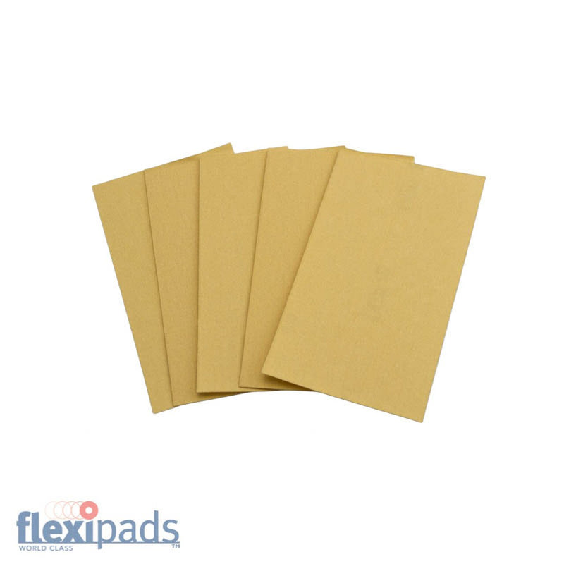 Flexipads P400 sanding sheets
