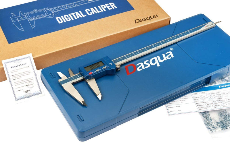 Dasqua Digital Vernier Caliper - 150mm, 200mm and 300mm