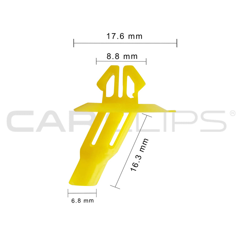 CCTF16 - Molding clip to fit Toyota/Lexus
