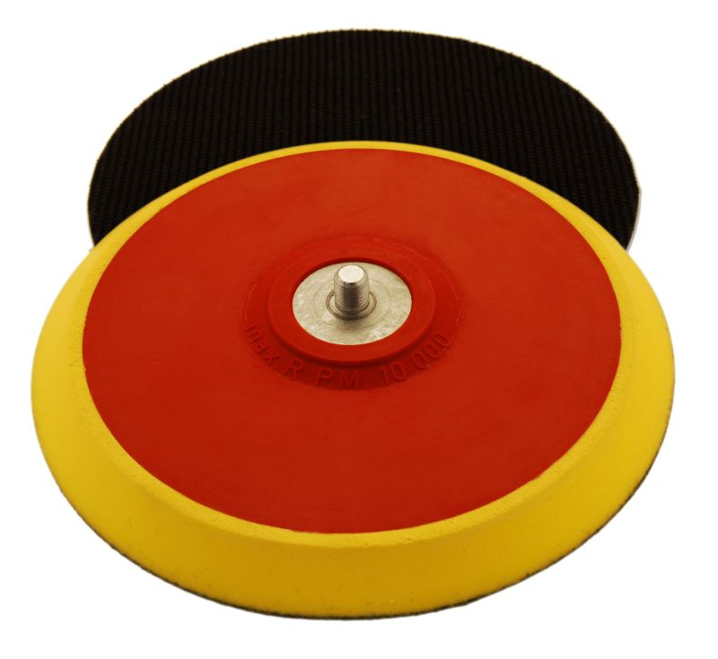 Flexipads Dual Action Sander Pad 150mm PSA