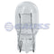 Gauss T20 580 12V 21W Single Filament Auto Wedge Bulb Clear - GL7505