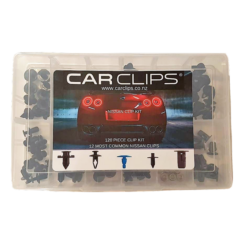 Carclips Nissan Kit