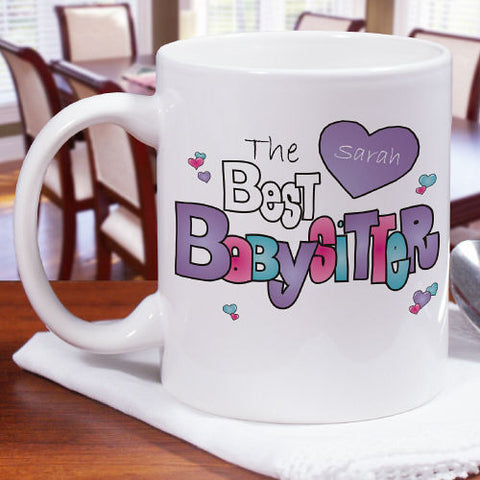 Best Babysitter Coffee Mug