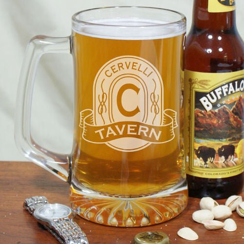 Custom Tavern Beer Mug