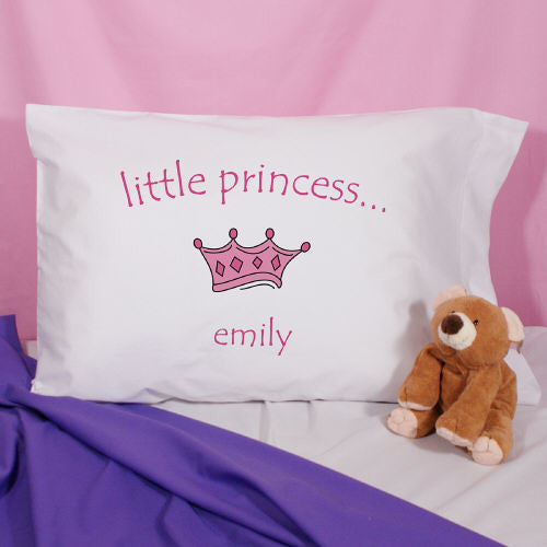 Little Princess Pillowcase