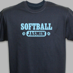 Softball Sports T-Shirt (additional colors)