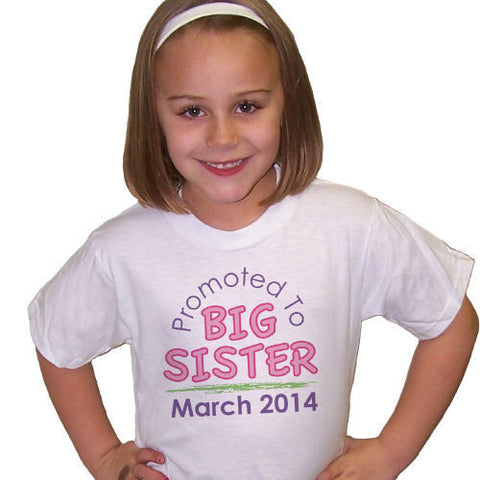 Promoted Sister Youth T-shirt (more colors)