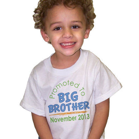 Promoted Brother T-shirt (more colors)