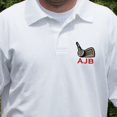 Personalized Golf Polo Shirt (3 Colors)