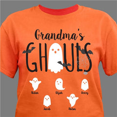 Personalized My Ghouls T-Shirt