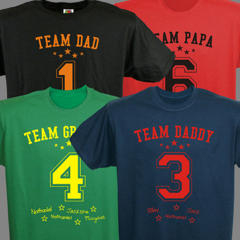 Team T-Shirt (13 Colors)