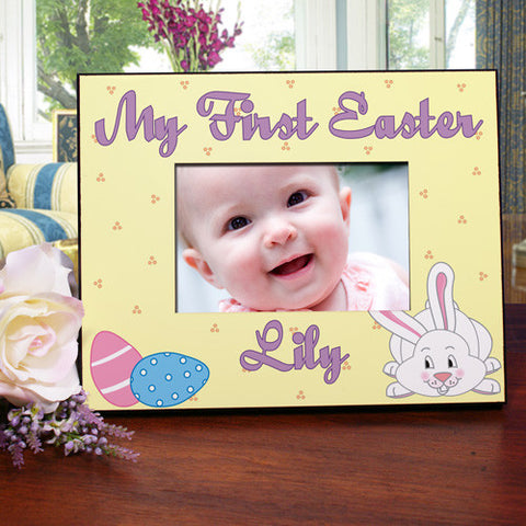 Baby's First Easter Picture Frame