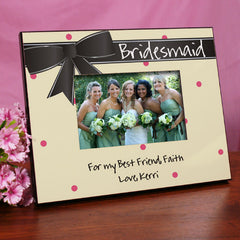 Bridal Party Printed Frame