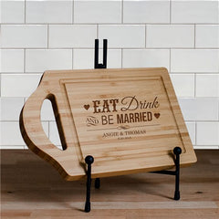 Personalized Be Married Cutting Board