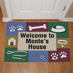 Dog's House Doormat