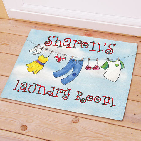 Laundry Room Doormat