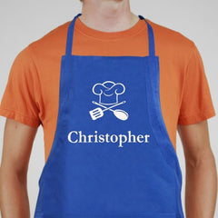 Chef's Personalized Apron