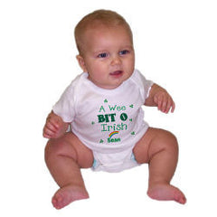 A Wee Bit O Irish Baby Creeper or T-shirt