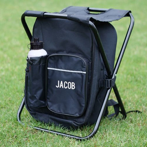 Embroidered Tailgate Backpack Cooler