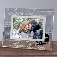 Couple's Photo Frames
