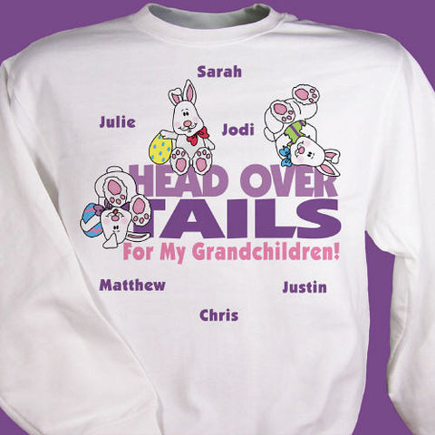 Personalized Easter Sweatshirt