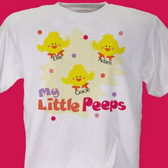 My Little Peeps Personalized T-shirt