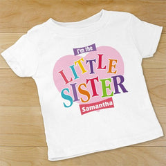 Sister- Creeper or T-shirt