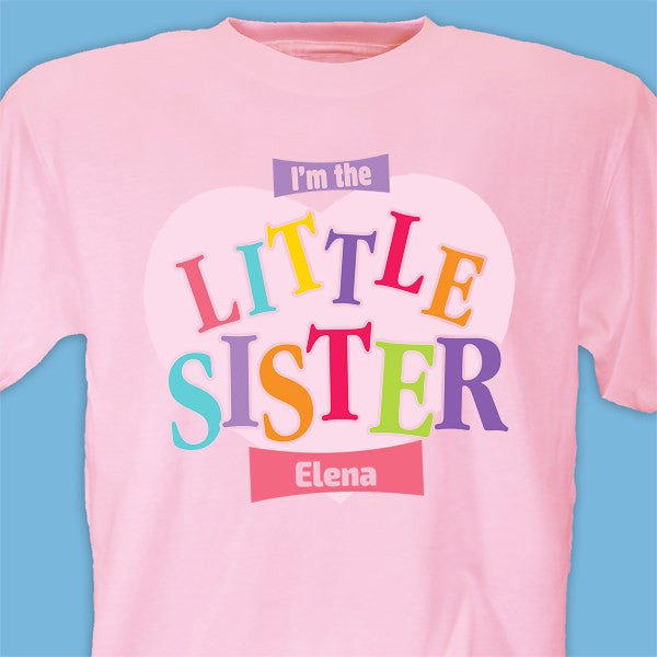 Sister Heart Youth T-shirt (2 colors)