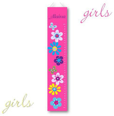 Bright Blooms Growth Chart