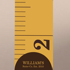 Measure Him Growth Chart