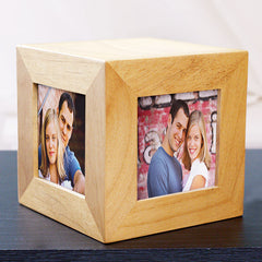 Because I Love You Photo Cube
