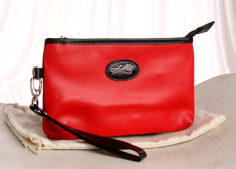 Red Matilda Clutch