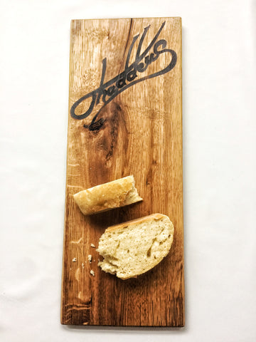 Bread and Cheese Board