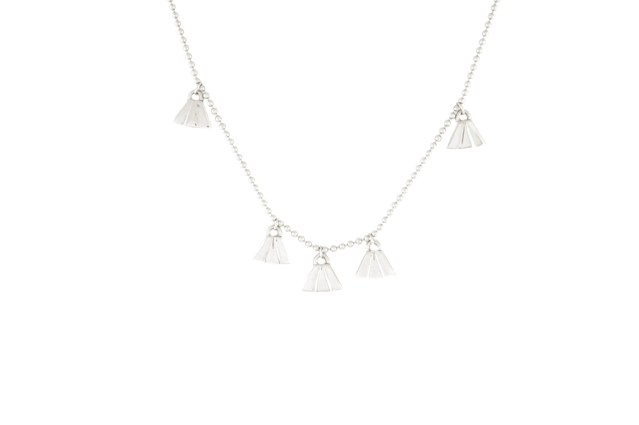 Elmore Necklace in Silver