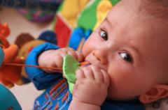dangerous things that babies put in their mouths