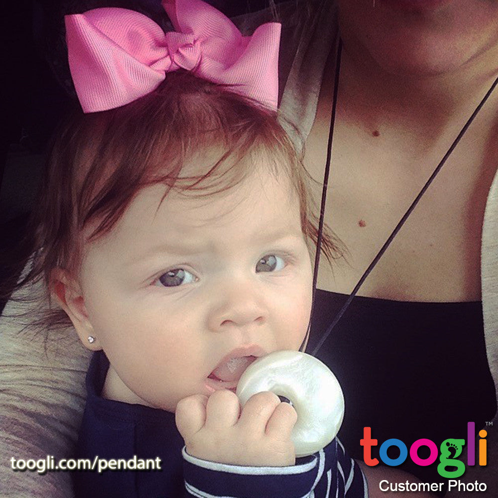 CYBER MONDAY SPECIAL - SAVE 50%!  Toogli Teething Necklace For Mom - Toogli - 7