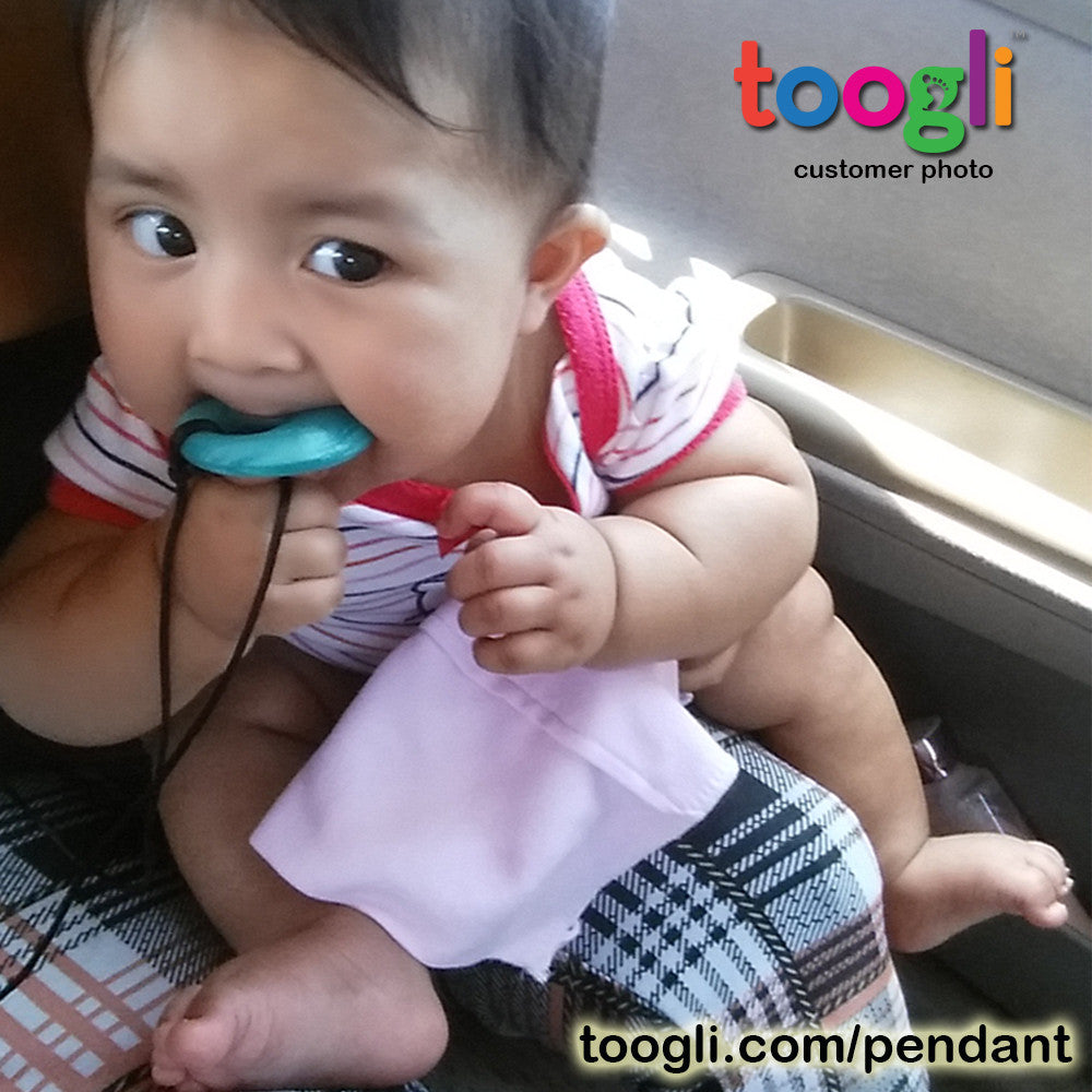Toogli Teething Necklace For Mom