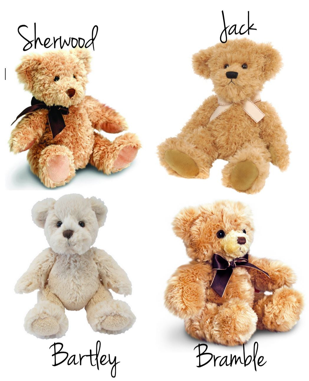 Teddy bear gifts arriving soon!