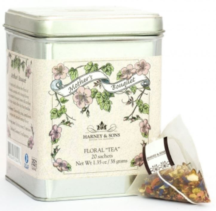 New teas from Harney & Sons