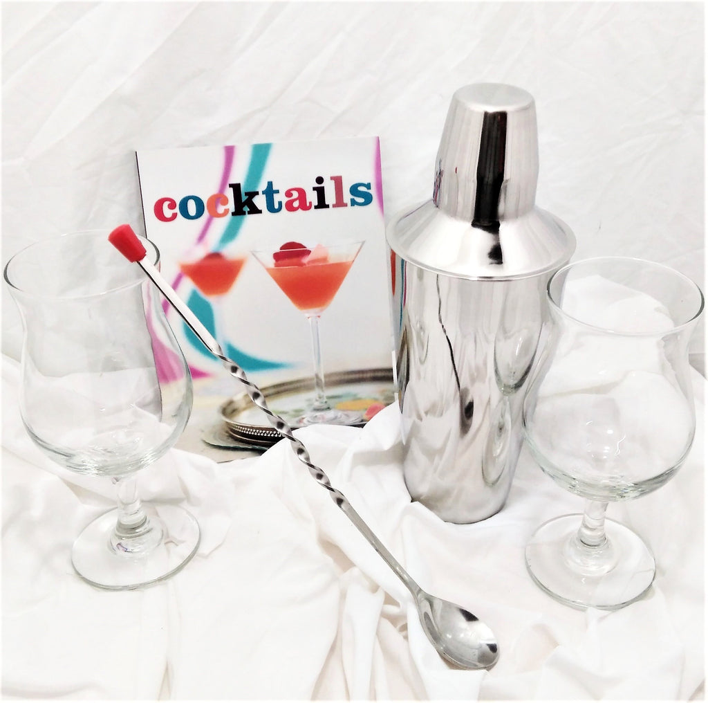 Cocktail shaker gift