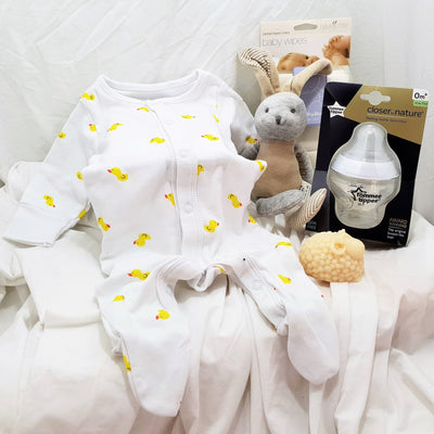 Ready Made Gift - Baby Gift Box