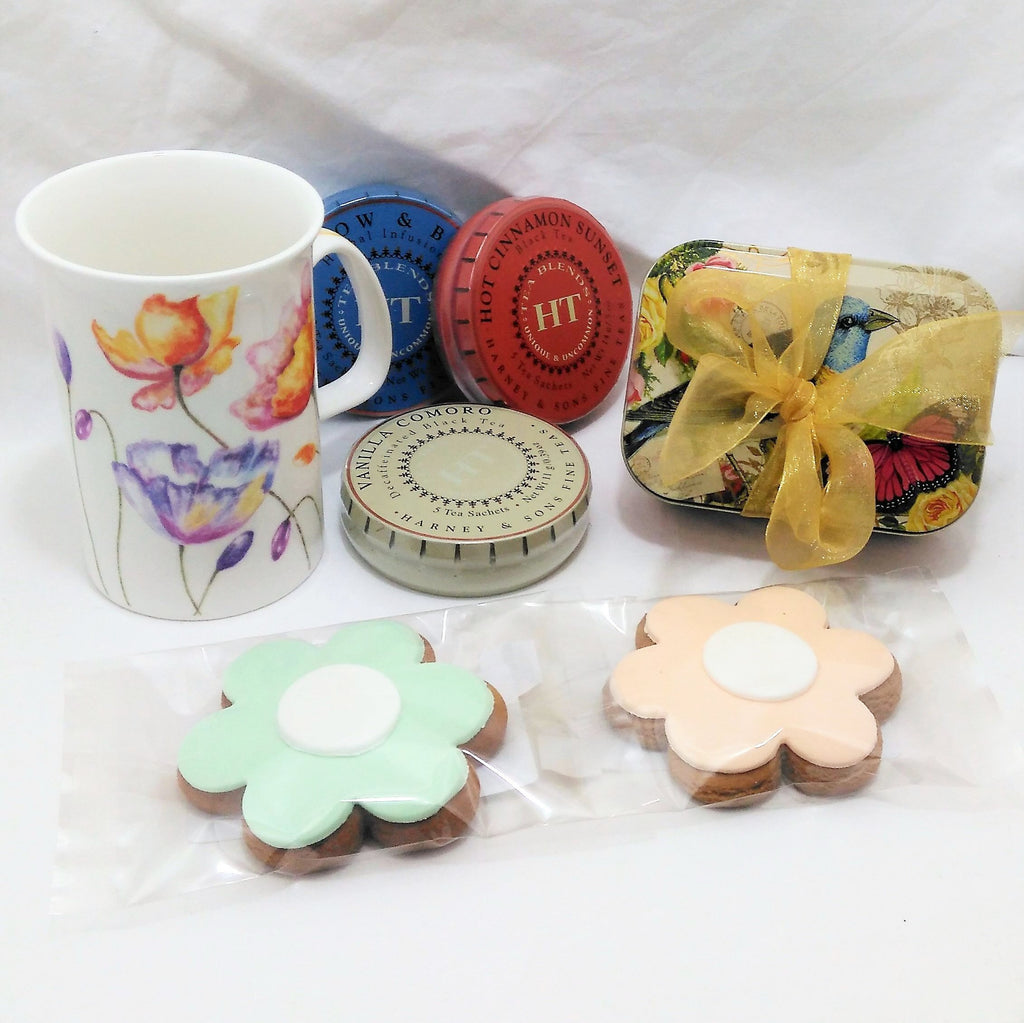 Herbal tea treat gift